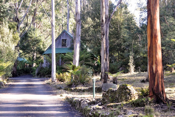 Self contained accommodation Tasmania