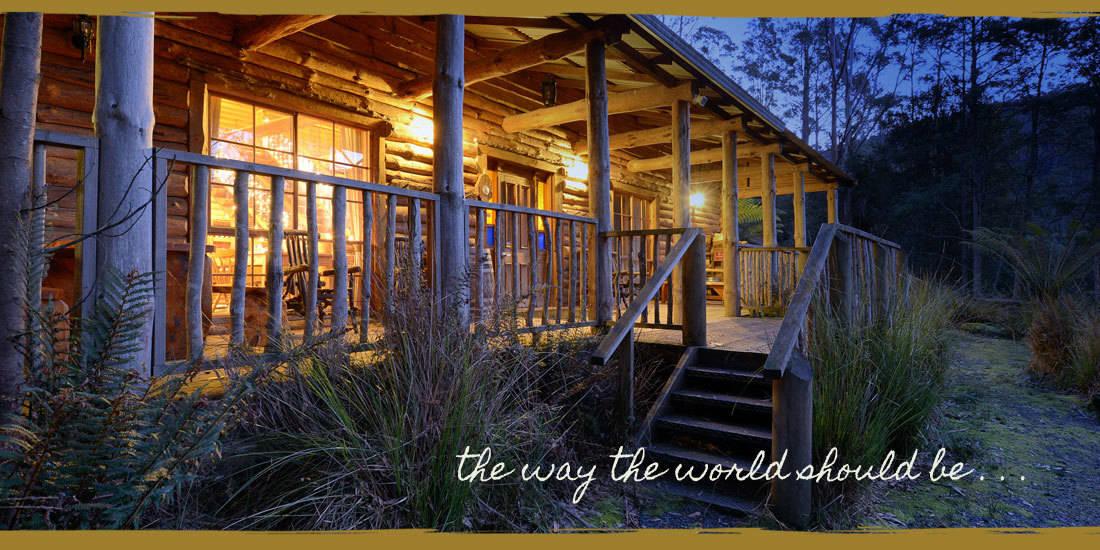 Whispering Woods Restaurant Tasmania Menu