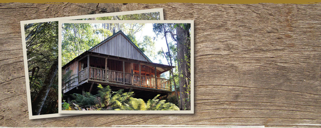 Wilderness Spa Accommodation