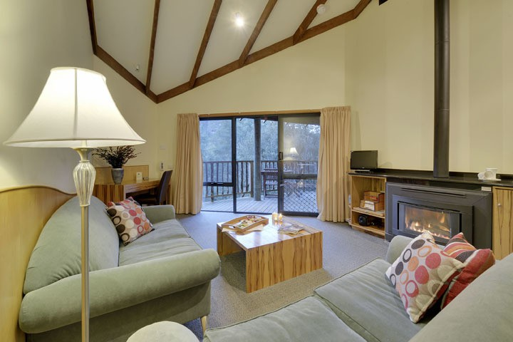 Luxury accommodation Cradle Mountain Tasmania