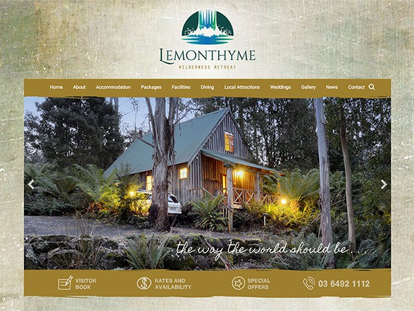 Lemonthyme Wilderness Experience