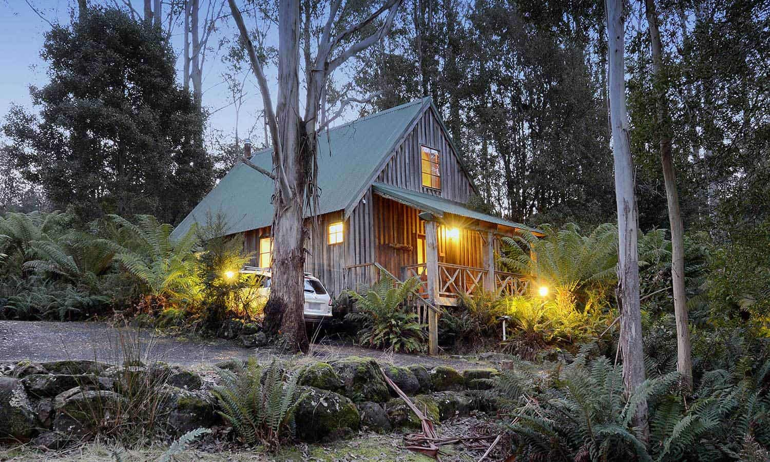 Self Contained accommodation cradle mountain tasmania