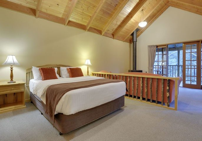 Luxury Cabins Cradle Mountain Tasmania